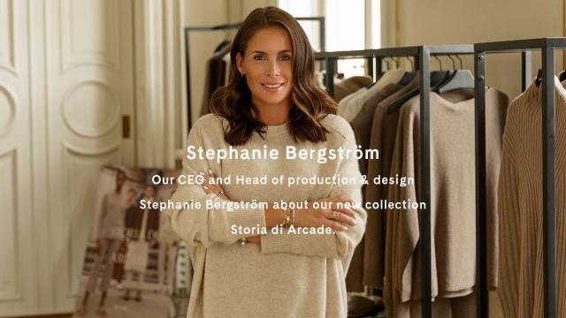 Interview with Stephanie Bergström