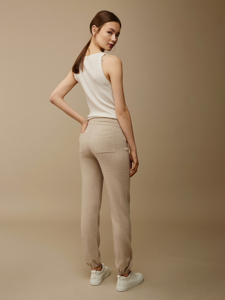 Soft Goat Women's Pants Sand
