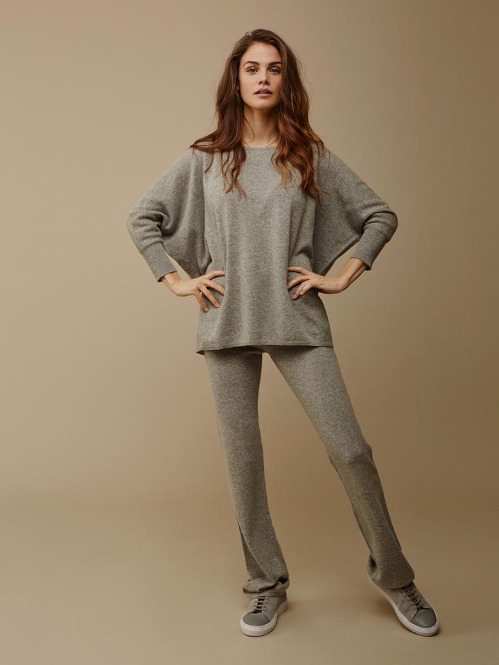 e21969d54 Women's Cashmere Short Sleeve Poncho - Soft Goat Online Cashmere