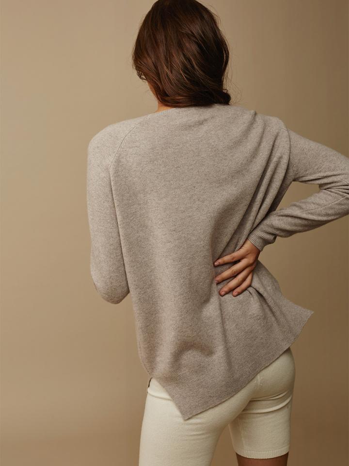 e0506e9f4c6 Women s V-neck Cardigan - Soft Goat Online Cashmere