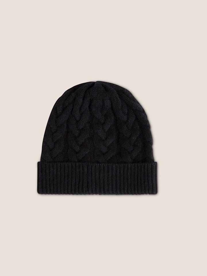 Thumbnail Cable Knit Beanie