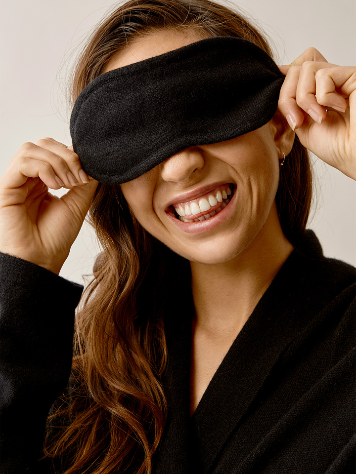 Thumbnail Eye Mask & Bag