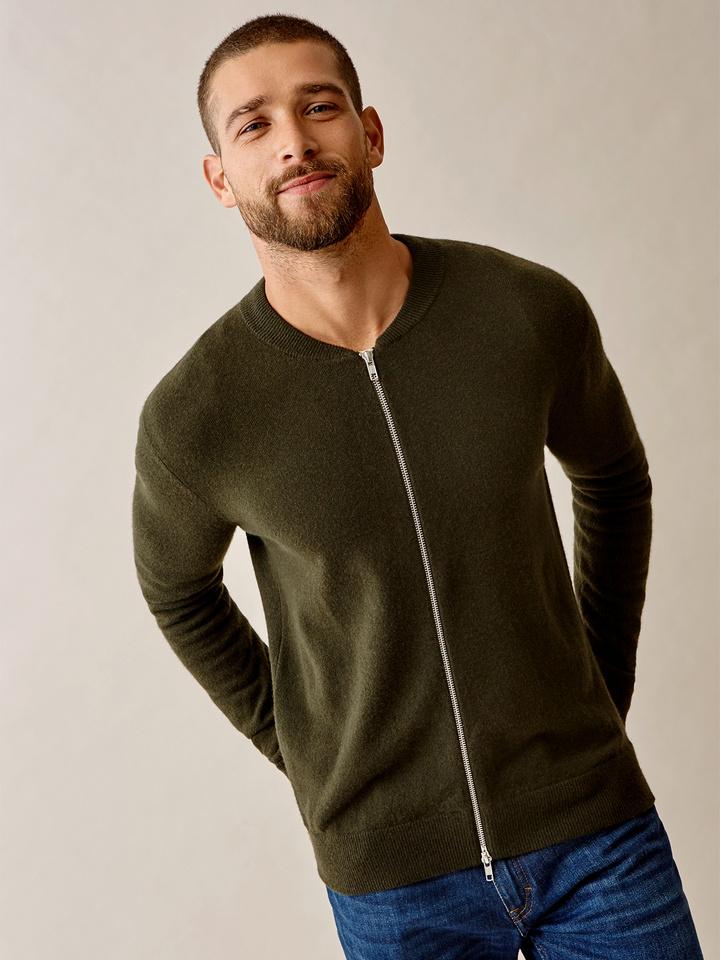 Thumbnail Men's Bomber Sweater