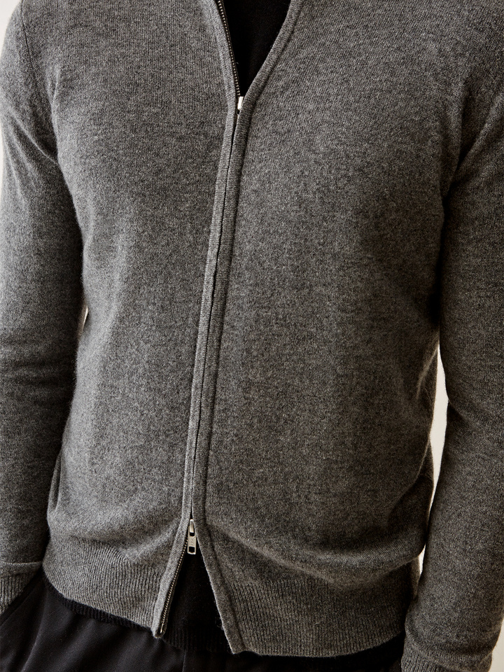Thumbnail Men's Full Zipper