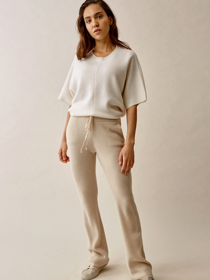 Thumbnail Ribbed Pants