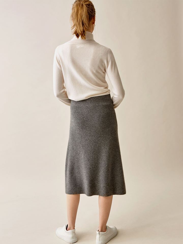 Thumbnail Side Split Skirt