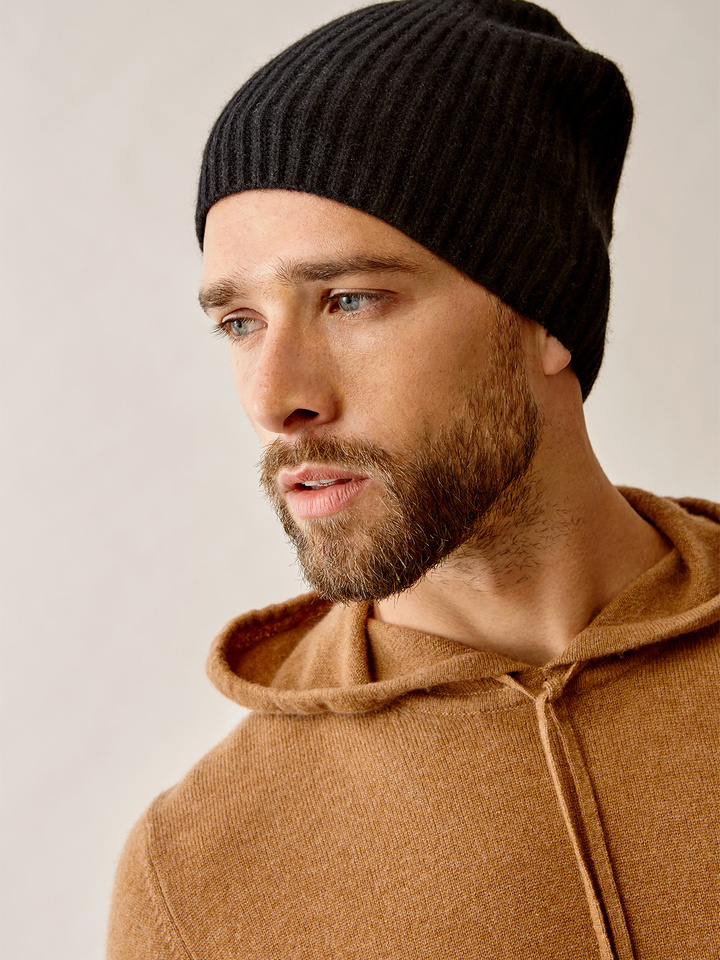 Thumbnail Men's Ribbed Beanie