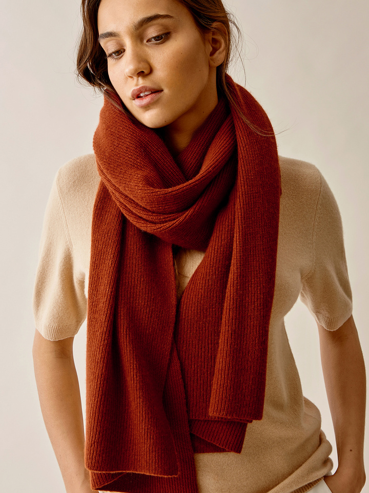 Thumbnail Women's Ribbed Scarf