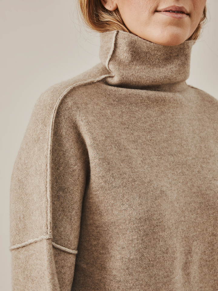 Thumbnail Michaela Forni Reversible Turtle Neck