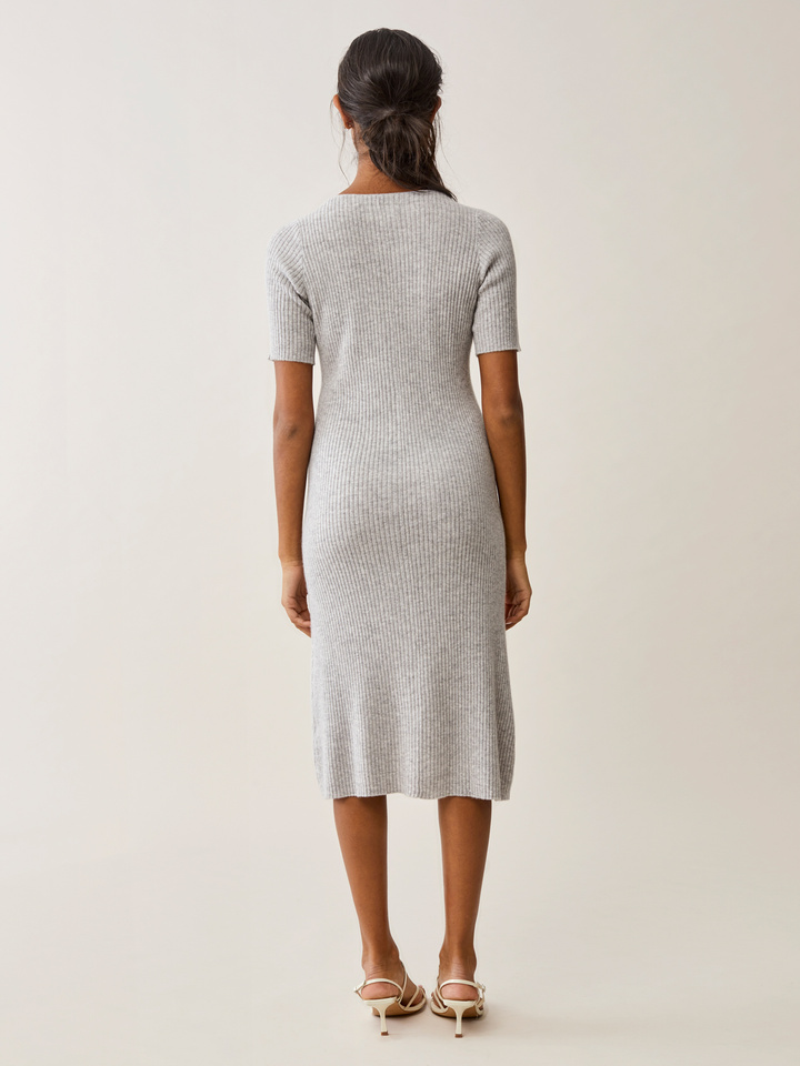 Thumbnail Button Dress