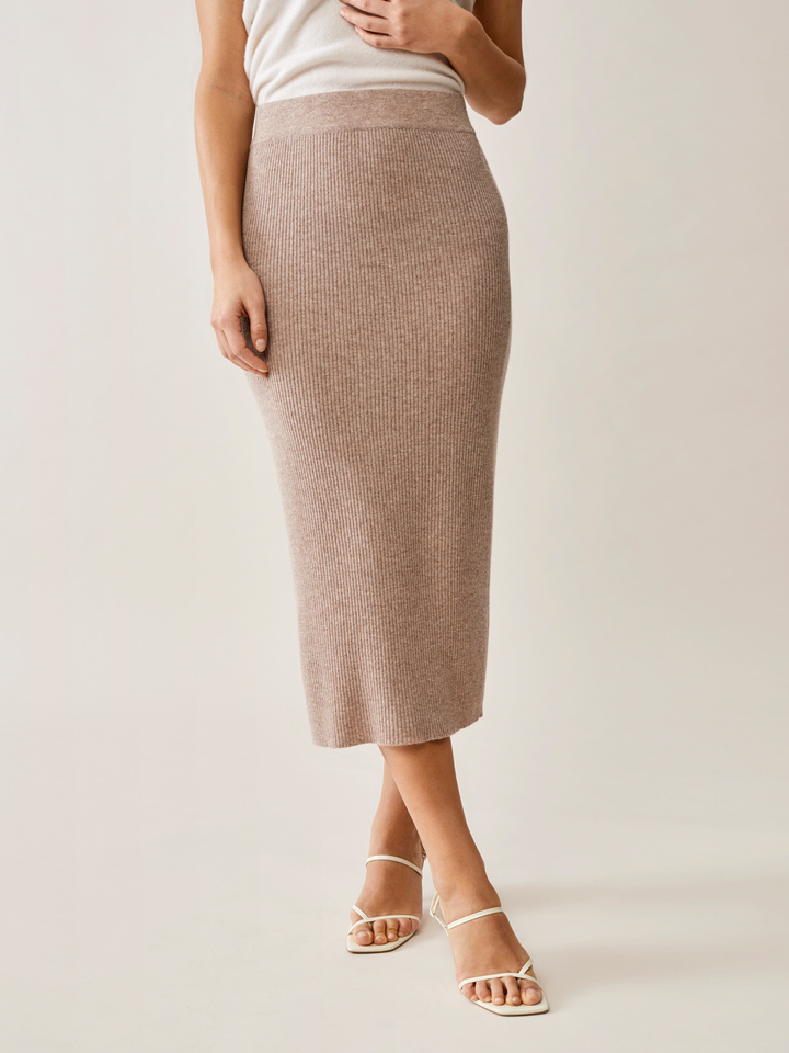 Thumbnail Knitted Skirt