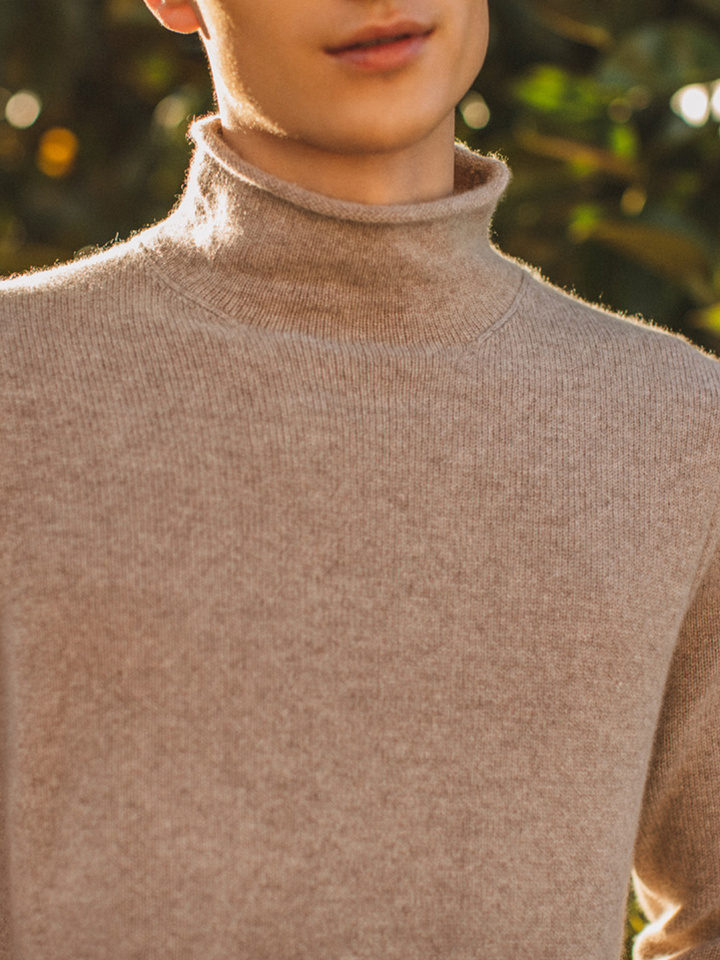 Thumbnail Men's Roll Neck
