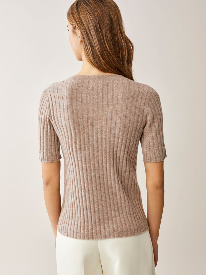 Thumbnail Ribbed T-Shirt