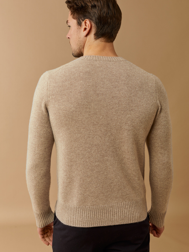 Thumbnail Men's Chunky O-neck