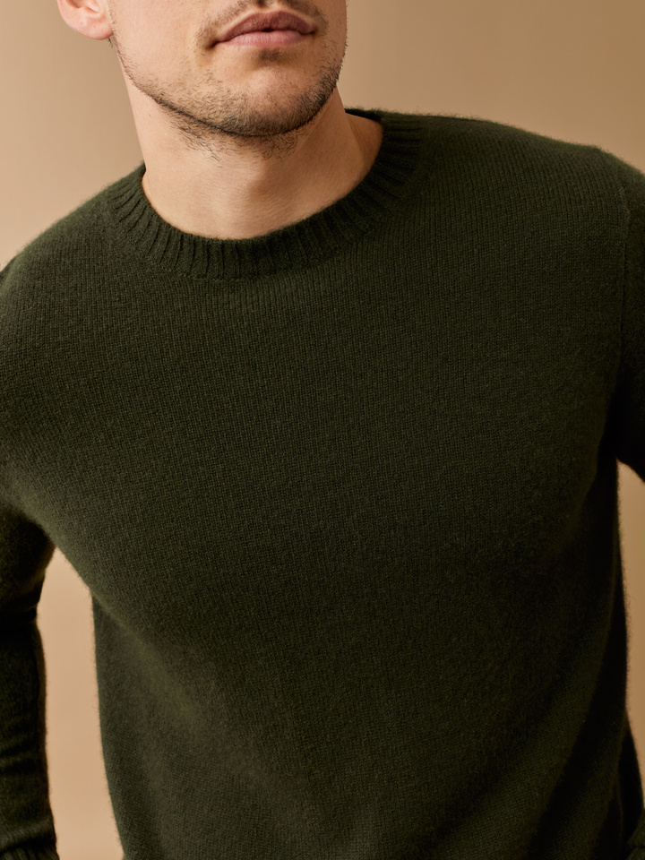 Thumbnail Men's Chunky O-neck
