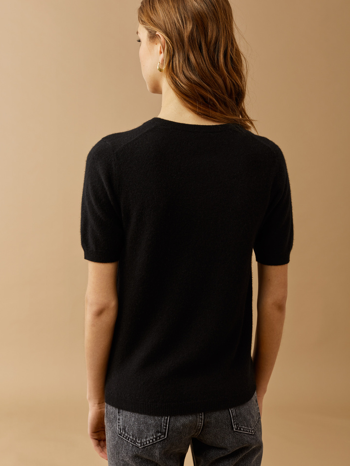Thumbnail Short Sleeve O-neck