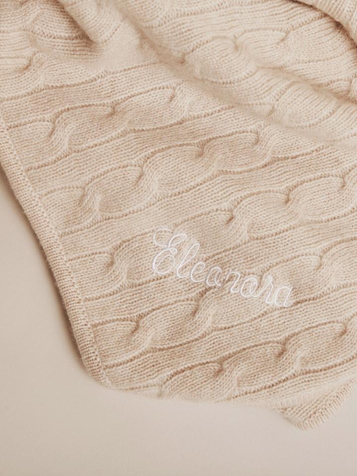Thumbnail Baby Blanket
