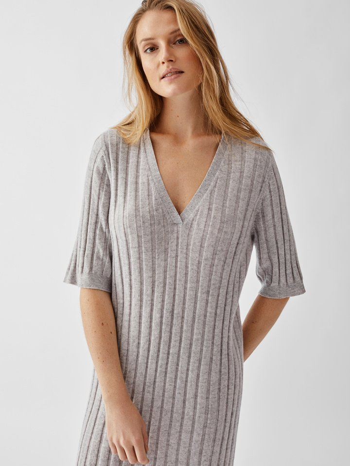 Thumbnail Ribbed Dress