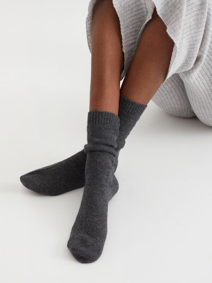 Thumbnail Cashmere Socks