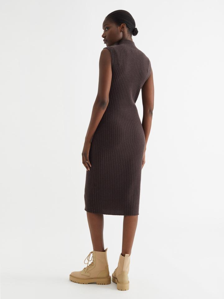 Thumbnail High Neck Dress