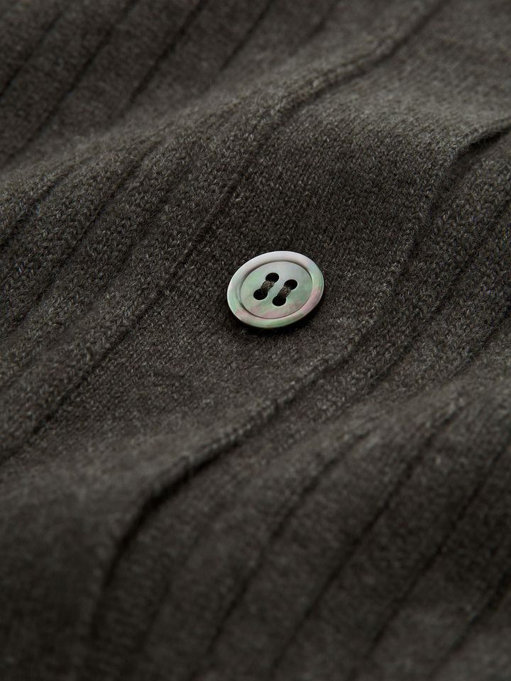 Thumbnail Long Button Cardigan