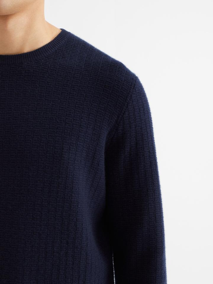 Thumbnail Men's Pattern O-neck