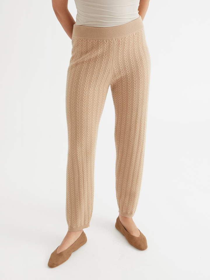 Thumbnail Pattern Pants Desert