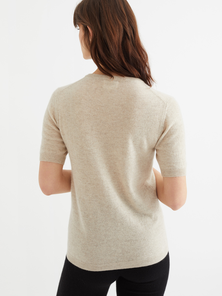 Thumbnail Short Sleeve O-neck