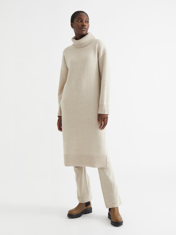 Thumbnail Turtleneck Dress
