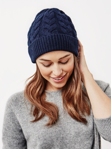 Product thumbnail of Women's Cable Knit Beanie