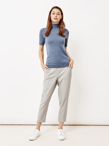 Product thumbnail of Women's Short Sleeve Turtle Neck