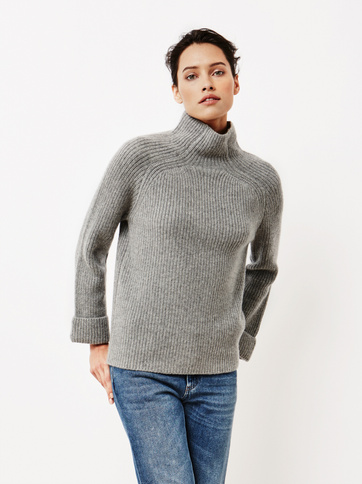 Product thumbnail of Women's Ribbed Turtle Neck