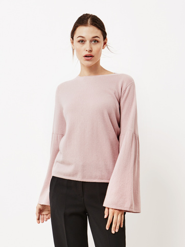 Product thumbnail of Women's Trumpet Arm Sweater