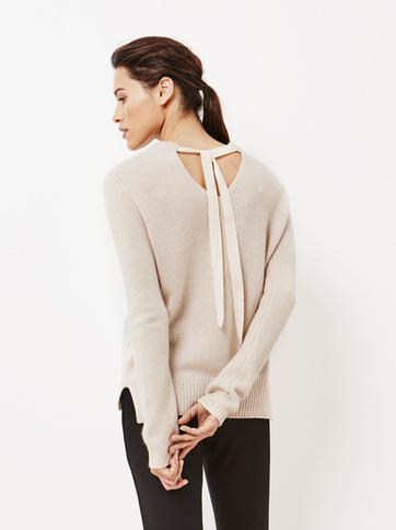 Product thumbnail of Women's Back Ribbon Sweater