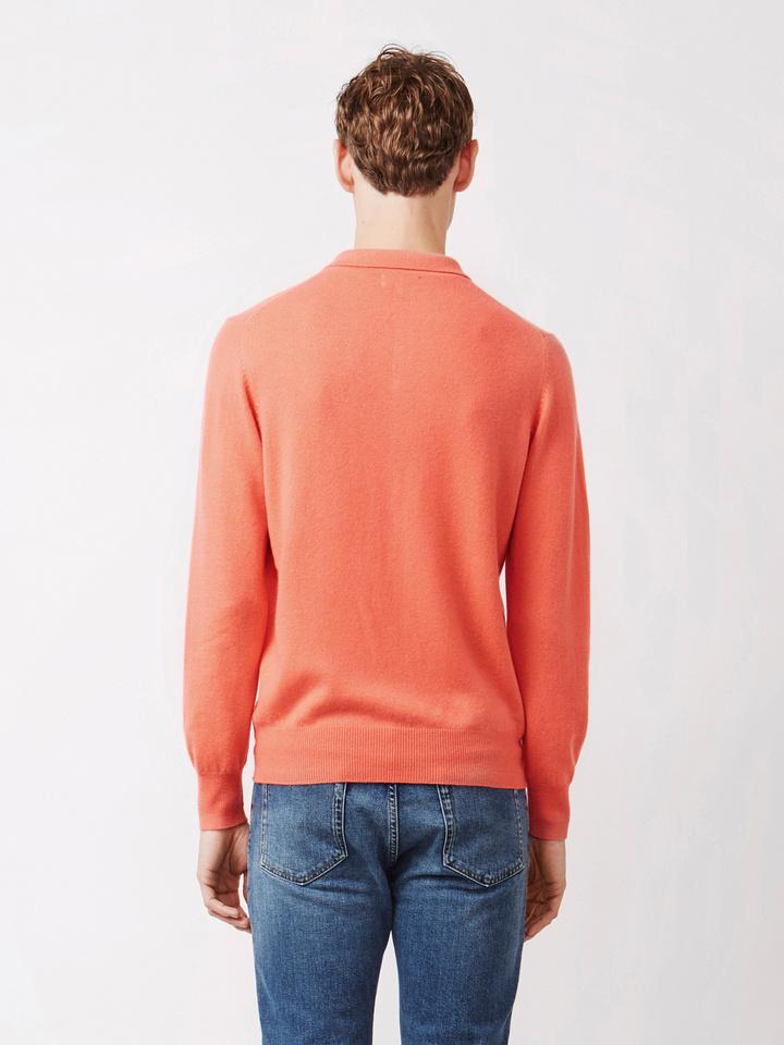 Thumbnail Men's Collar Sweater