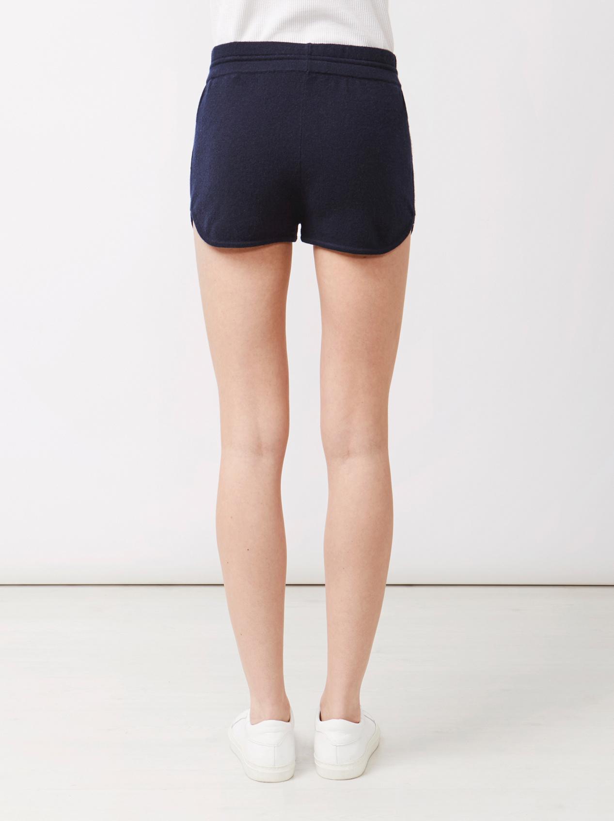 Soft Goat Women's Shorts Navy