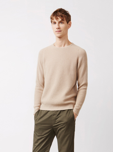 Product thumbnail of Men's Waffle Knit Sweater