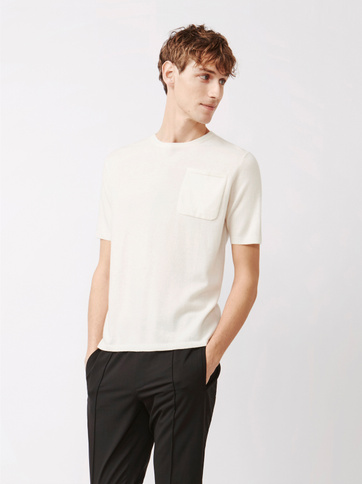 Product thumbnail of Men's T-shirt with Pocket