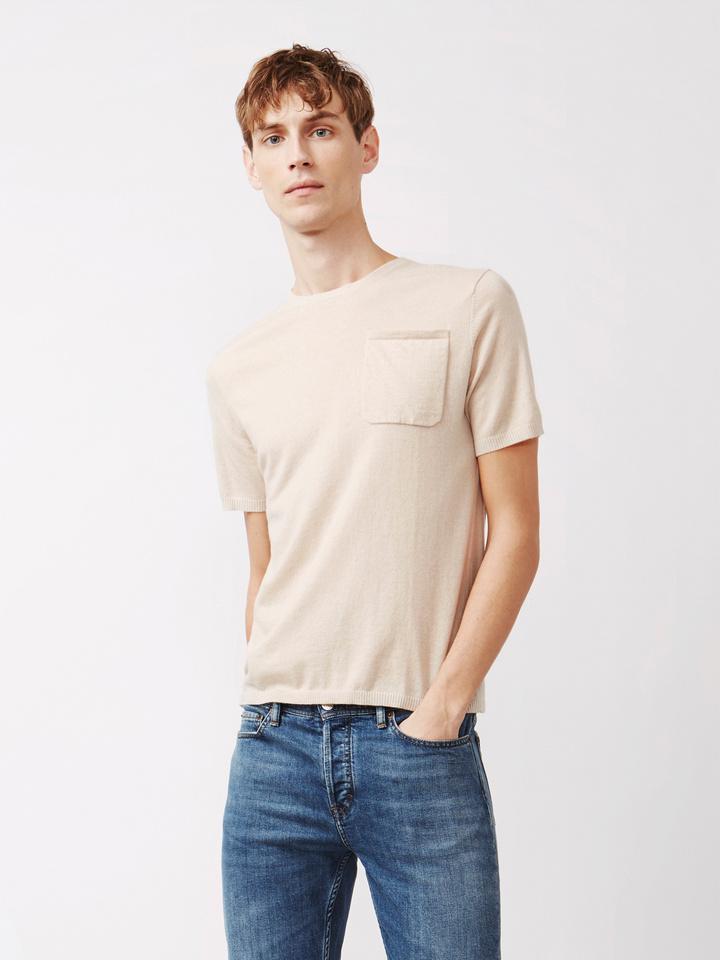 Thumbnail Men's T-shirt with Pocket