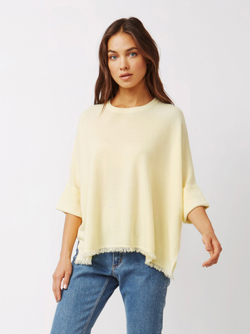 Product thumbnail of Women's Fringe Poncho