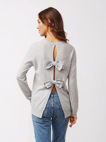 Product thumbnail of Women's Bow Sweater