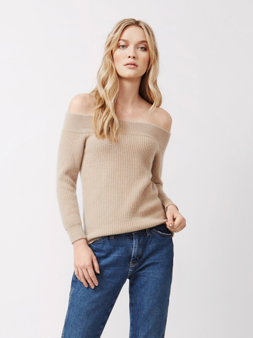 Product thumbnail of Women's Off Shoulder Sweater