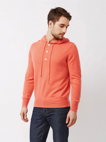 Product thumbnail of Men's Hoodie with Buttons