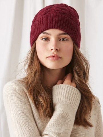 Product thumbnail of Cable Knit Beanie