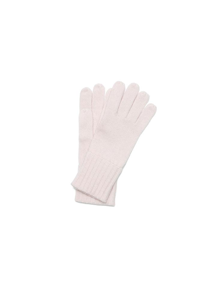 Soft Goat Gloves Powder Pink