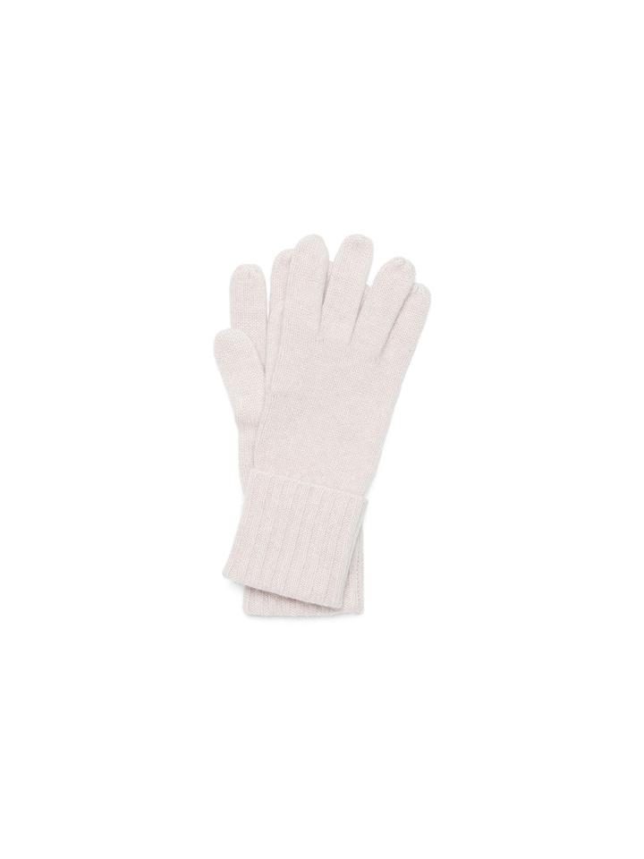 Soft Goat Gloves Marshmallow