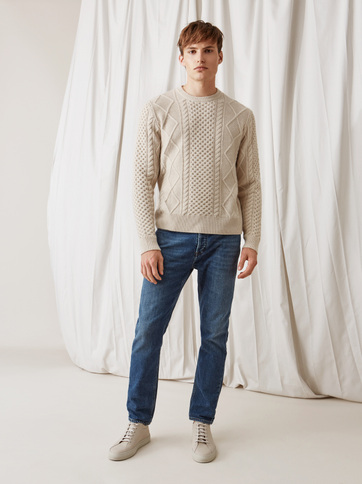 Product thumbnail of Chunky Sailor Sweater
