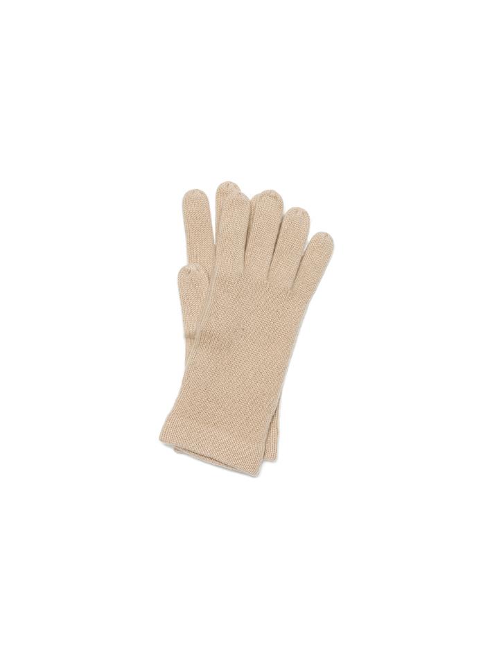 Soft Goat Men's Gloves Camel