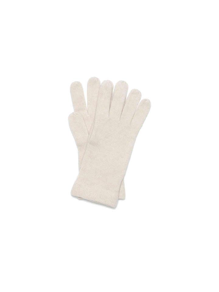 Soft Goat Men's Gloves Beige