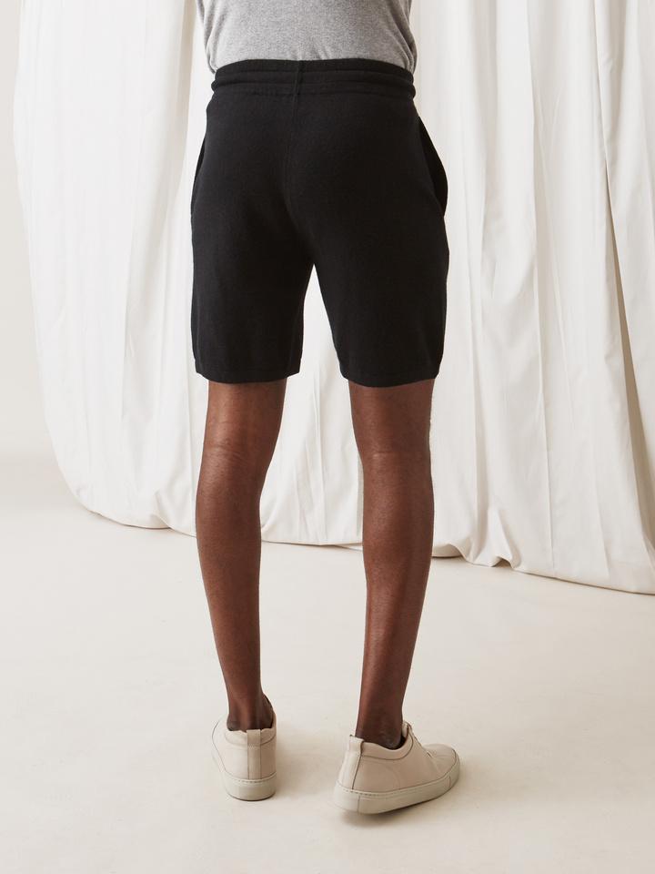 Soft Goat Men's Shorts Black